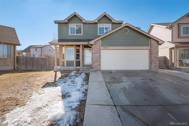 6724 E 123rd Circle, Brighton, CO 80602 (#3388338) :: James Crocker Team