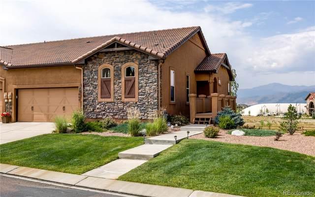 13060 Cupcake Heights, Colorado Springs, CO 80921 (MLS #3388361) :: 8z Real Estate