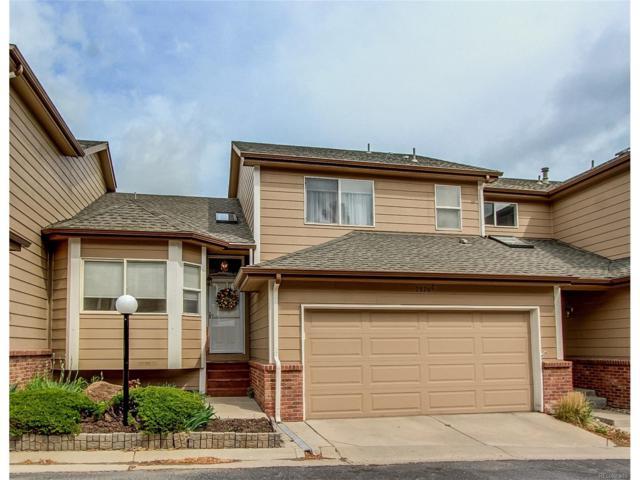 7570 W Coal Mine Avenue C, Littleton, CO 80123 (MLS #3388490) :: 8z Real Estate