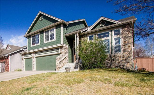 402 E 134th Avenue, Thornton, CO 80241 (#3389197) :: The Peak Properties Group