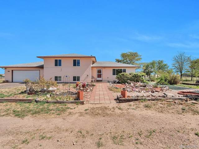 2332 Tate Avenue, Fort Lupton, CO 80621 (#3389244) :: The DeGrood Team