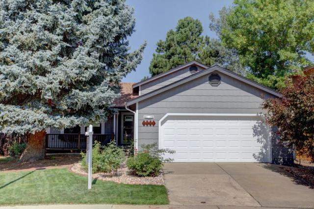 8991 S Coyote Street, Highlands Ranch, CO 80126 (#3389775) :: The Griffith Home Team