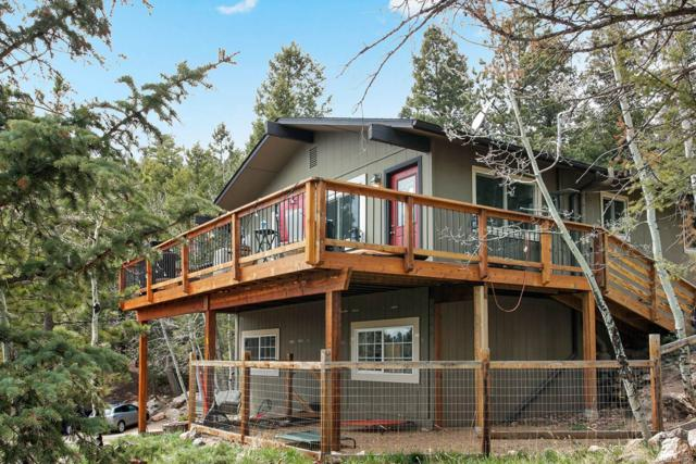 30884 Kings Valley Drive, Conifer, CO 80433 (#3389918) :: The Pete Cook Home Group