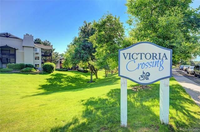 17391 E Mansfield Avenue 821L, Aurora, CO 80013 (#3389997) :: Venterra Real Estate LLC