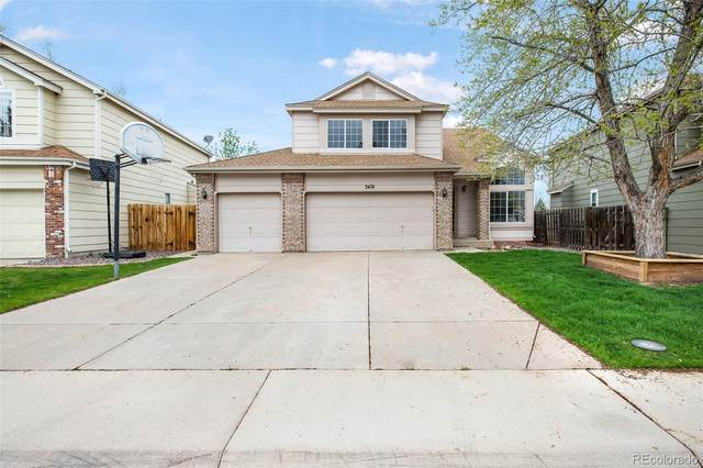 5474 S Jericho Way, Centennial, CO 80015 (#3389999) :: The HomeSmiths Team - Keller Williams