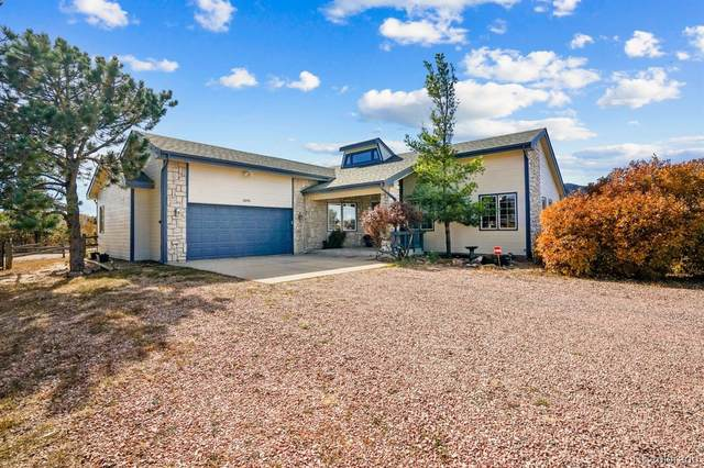 2895 Roberts Drive, Monument, CO 80132 (MLS #3390013) :: The Sam Biller Home Team