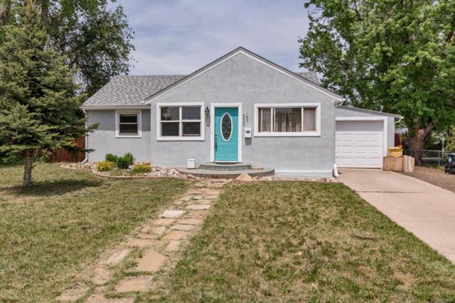 6505 W 45th Avenue, Wheat Ridge, CO 80033 (#3390061) :: House Hunters Colorado