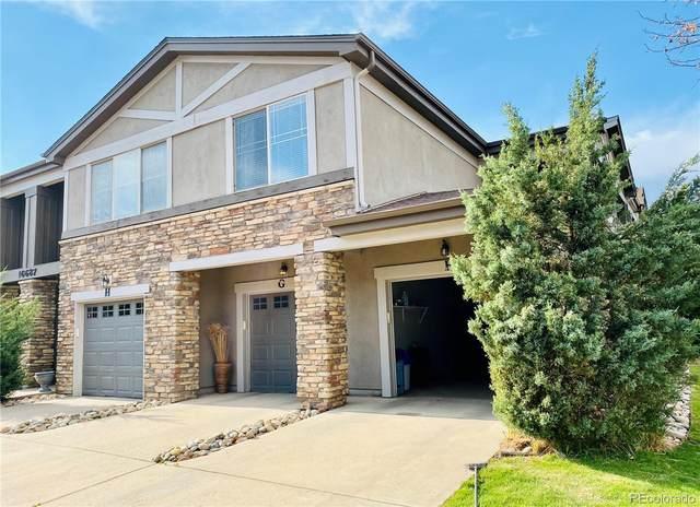 16687 Las Ramblas Lane F, Parker, CO 80134 (#3390189) :: Mile High Luxury Real Estate