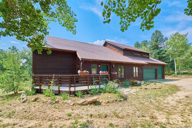 380 Cougar Run, Nederland, CO 80466 (#3390759) :: The City and Mountains Group