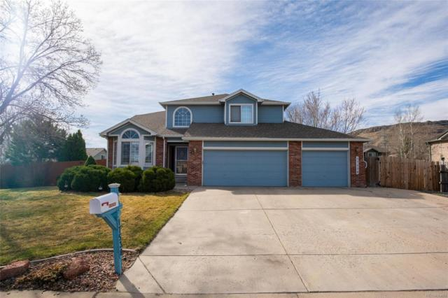 17538 W 59th Place, Golden, CO 80403 (#3390823) :: The Heyl Group at Keller Williams