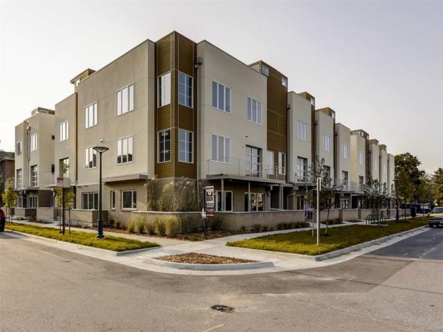 175 S Harrison Street, Denver, CO 80209 (MLS #3390955) :: 8z Real Estate
