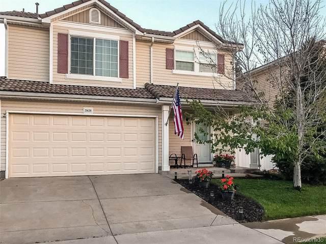 21438 Randolph Place, Denver, CO 80249 (MLS #3390982) :: 8z Real Estate