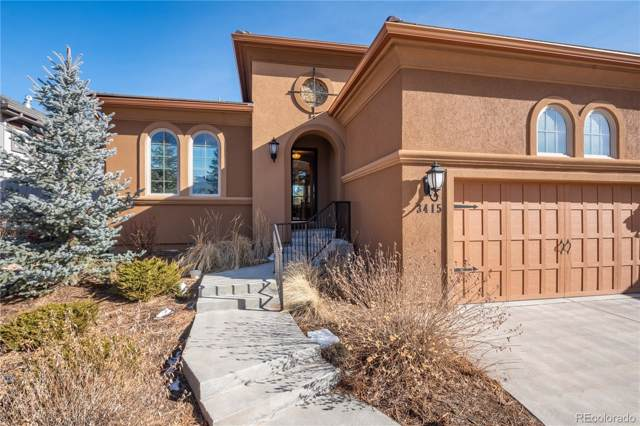 3415 Signature Golf Point, Colorado Springs, CO 80904 (MLS #3391181) :: 8z Real Estate