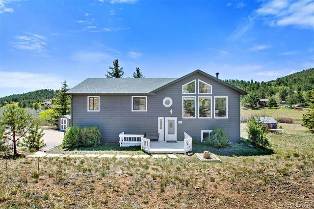 718 Bluebird Drive, Bailey, CO 80421 (MLS #3391646) :: Keller Williams Realty