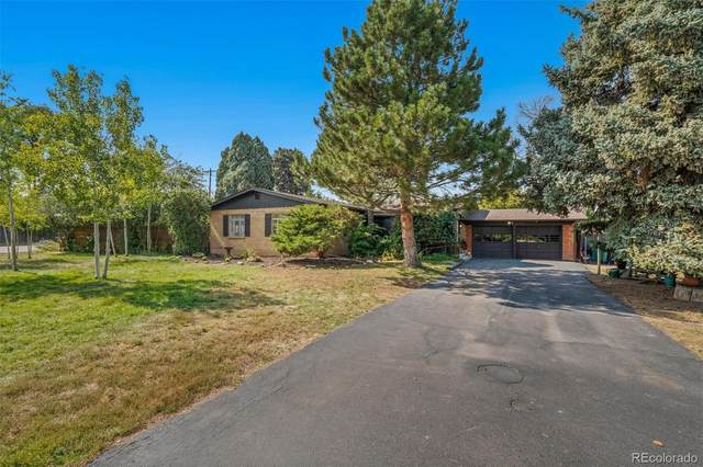 95 S Zephyr Street, Lakewood, CO 80226 (#3392419) :: milehimodern