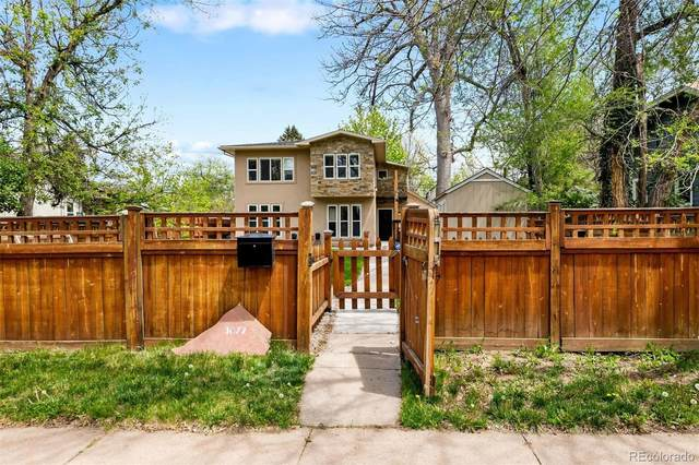1872 South Downing Street, Denver, CO 80210 (#3392595) :: The Heyl Group at Keller Williams
