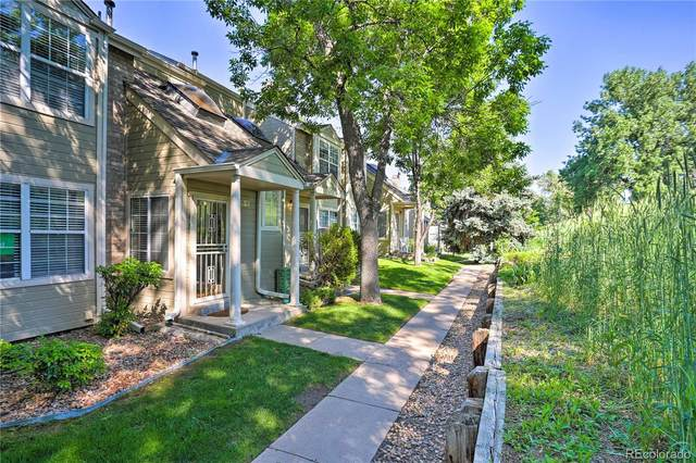 1818 S Quebec Way B16-6, Denver, CO 80231 (#3392781) :: The Colorado Foothills Team | Berkshire Hathaway Elevated Living Real Estate