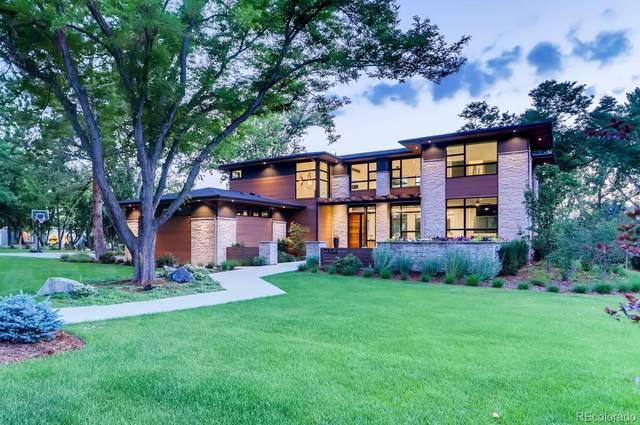 528 S Franklin Street, Denver, CO 80209 (MLS #3393489) :: 8z Real Estate