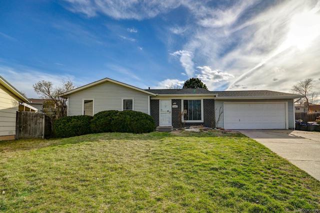 16156 E Baker Place, Aurora, CO 80013 (MLS #3393507) :: 8z Real Estate