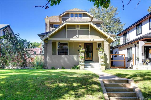 845 S Gilpin Street, Denver, CO 80209 (MLS #3393536) :: Kittle Real Estate
