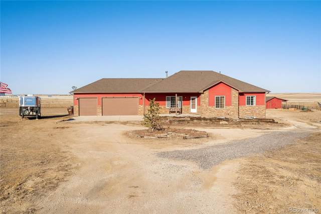 38307 E 147th Place, Keenesburg, CO 80643 (MLS #3393778) :: 8z Real Estate