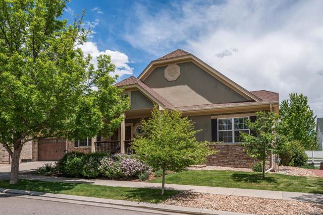 1264 S Ammons Street, Lakewood, CO 80232 (MLS #3394180) :: 8z Real Estate