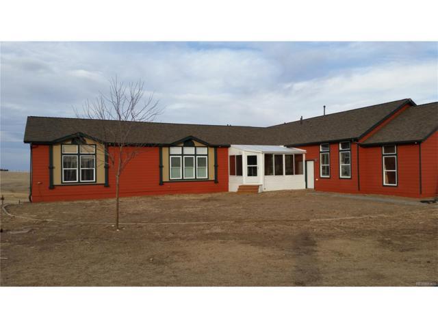 43859 E Arkansas Place, Bennett, CO 80102 (MLS #3394369) :: 8z Real Estate