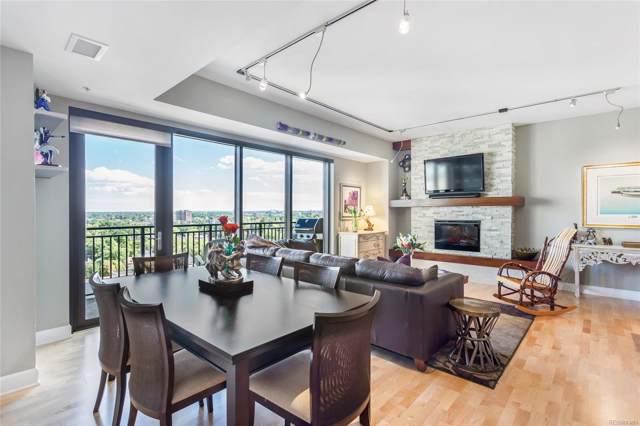 1650 Fillmore Street #1205, Denver, CO 80206 (MLS #3394561) :: 8z Real Estate
