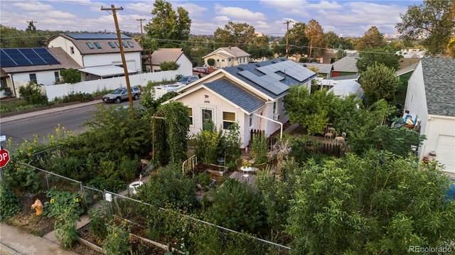 2096 Eaton Street, Edgewater, CO 80214 (#3394695) :: Mile High Luxury Real Estate