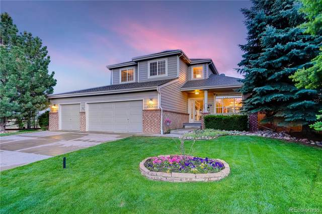 17570 Cornerstone Lane, Parker, CO 80134 (#3394781) :: The Healey Group