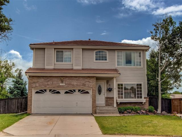 1528 Mountain Maple Avenue, Highlands Ranch, CO 80129 (#3395108) :: The HomeSmiths Team - Keller Williams