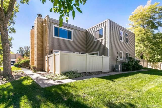 9605 E Kansas Circle #54, Denver, CO 80247 (#3395323) :: The Scott Futa Home Team