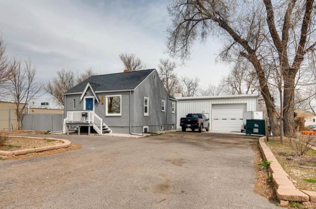 1410 Brentwood Street, Lakewood, CO 80214 (#3395343) :: The Peak Properties Group