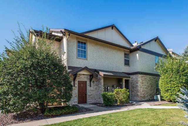 7433 S Quail Circle #1928, Littleton, CO 80127 (#3395386) :: The HomeSmiths Team - Keller Williams