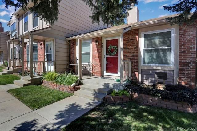 8168 Washington Street #52, Denver, CO 80229 (#3395583) :: The Dixon Group
