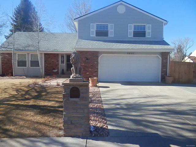 5451 S Salida Street, Centennial, CO 80015 (#3396884) :: The City and Mountains Group