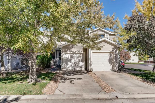 7813 S Kalispell Circle, Englewood, CO 80112 (#3397060) :: The City and Mountains Group