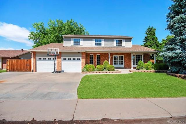 6356 S Newland Court, Littleton, CO 80123 (#3397281) :: The Heyl Group at Keller Williams