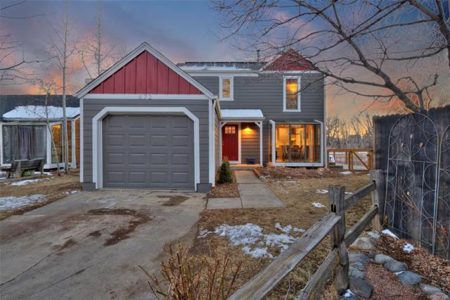 472 W Sycamore Court, Louisville, CO 80027 (MLS #3397578) :: Kittle Real Estate
