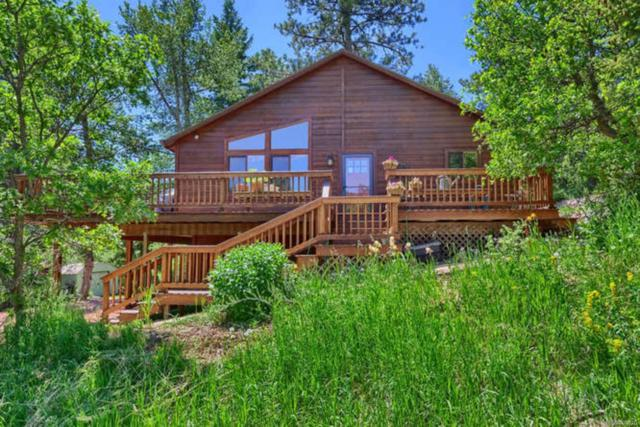 210 Truman Avenue, Palmer Lake, CO 80133 (#3397847) :: The HomeSmiths Team - Keller Williams