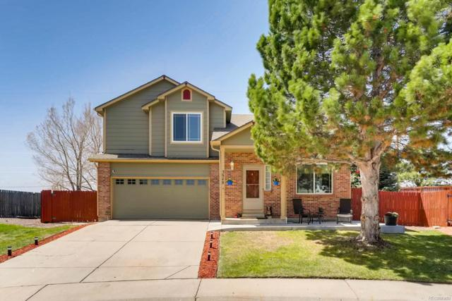 3948 Ashcroft Avenue, Castle Rock, CO 80104 (#3398154) :: Hometrackr Denver