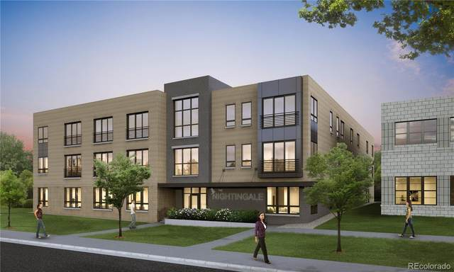 2120 N Downing Street #200, Denver, CO 80205 (#3398267) :: The Dixon Group