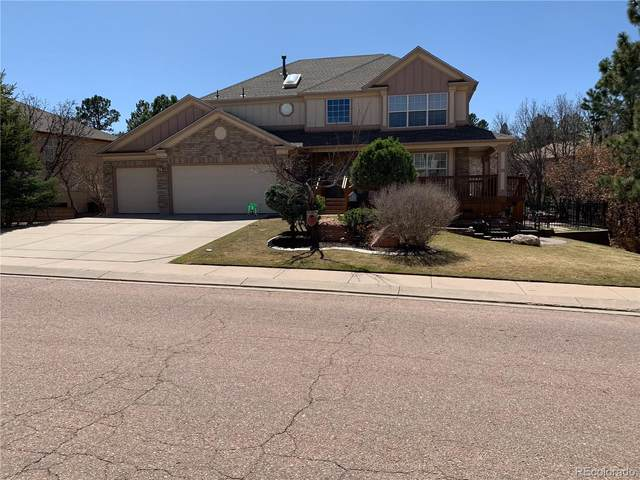 1973 Montebello Drive, Colorado Springs, CO 80918 (MLS #3398767) :: Kittle Real Estate