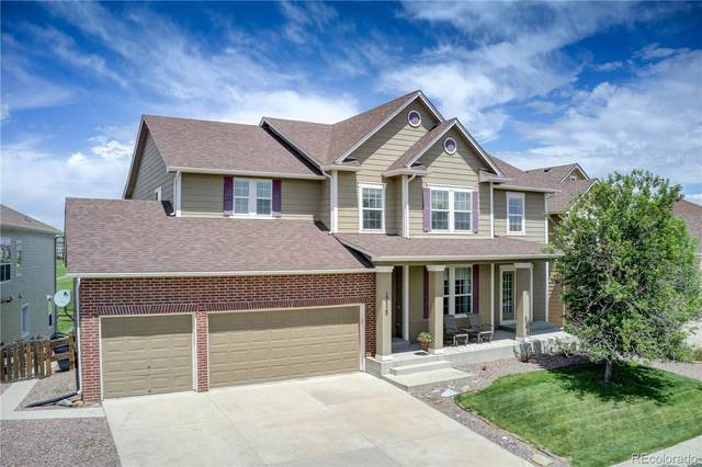 12125 Blackwell Way, Parker, CO 80138 (#3399125) :: iHomes Colorado