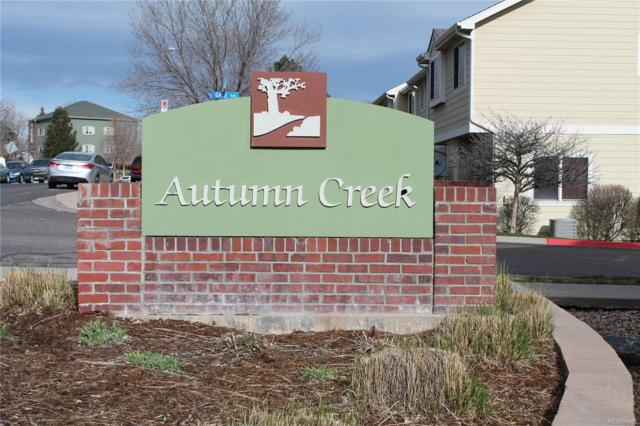 9016 Gale Boulevard #3, Thornton, CO 80260 (#3399271) :: 5281 Exclusive Homes Realty