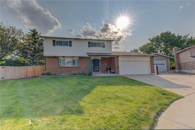 7605 Coors Street, Arvada, CO 80005 (#3399451) :: The Griffith Home Team