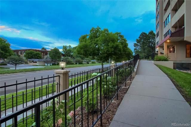 7420 E Quincy Avenue #206, Denver, CO 80237 (#3399530) :: Finch & Gable Real Estate Co.
