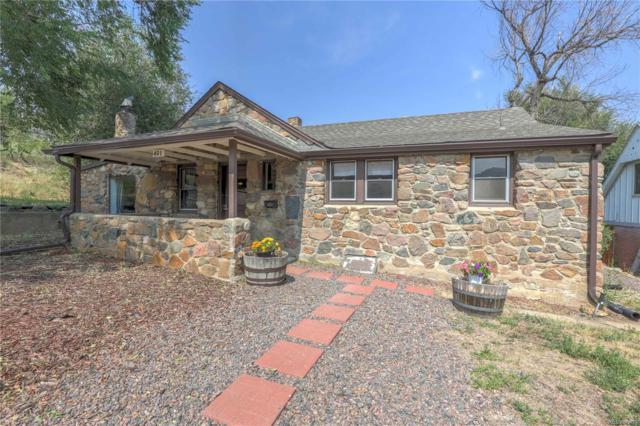 401 Illinois Street, Golden, CO 80403 (#3399723) :: The Peak Properties Group