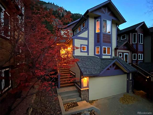 2430 Major Anderson Drive #2430, Georgetown, CO 80444 (#3400038) :: The DeGrood Team