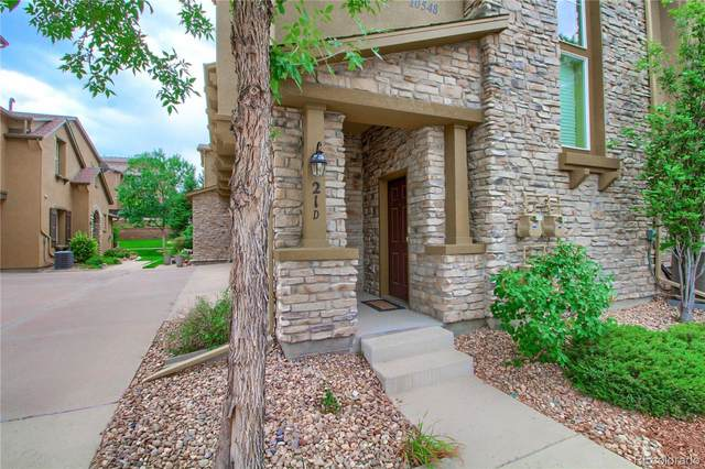 10548 Graymont Lane D, Highlands Ranch, CO 80126 (#3400490) :: The DeGrood Team